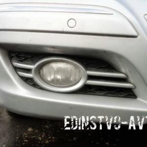 Изготовление ходовых огней Mercedes-Benz W211