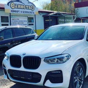 Тонирование BMW Х4